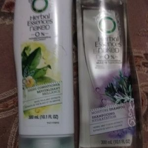 Other - Herbal essences naked shampoo & conditioner